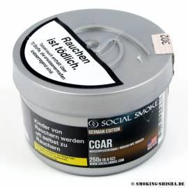 Social Smoke Cigar, 250g