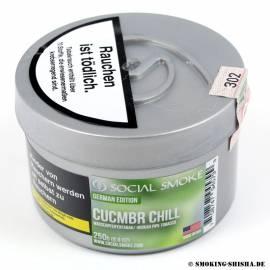 Social Smoke Cucumber Chill, 250g