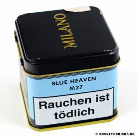 Milano Tobacco M27 Blue Heaven, 200g