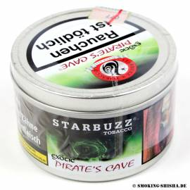 Starbuzz Tobacco Pirates Cave, 200g