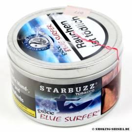 Starbuzz Tobacco Blue Surfer, 200g