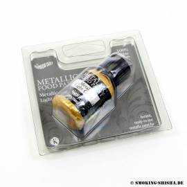 Bowlfarbe 'Metallic Paint' - Light Gold 25ml