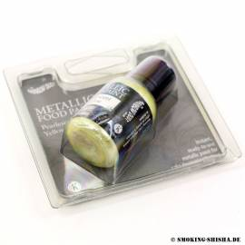 Bowlfarbe 'Metallic Paint' - Pearlescent Yellow 25ml