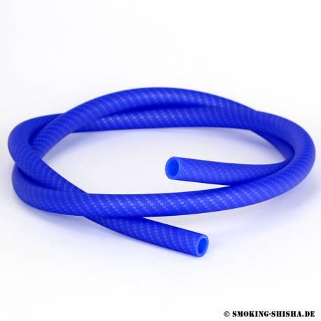 Kaya Silikonschlauch ''Carbonish'', blau