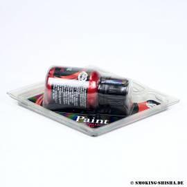Bowlfarbe 'Metallic Paint' - Metallic Red 25ml