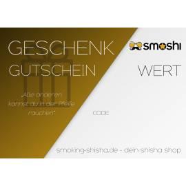 Gutschein über 50 Euro (Briefversand)