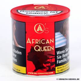 O's Tobacco African Queen 200g