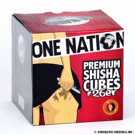 One Nation 26er Cubes 1kg