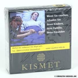 Kismet Honey Black Lmn 200g