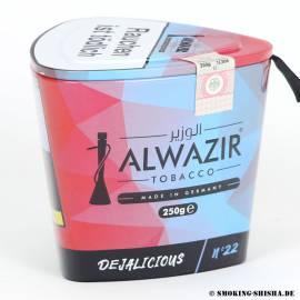 Al Wazir Tabak Dejalicious, 250g