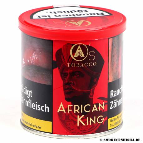 O's Tobacco African King 200g