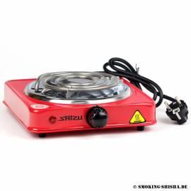 ShiZu Kohleanzünder Für Shishakohle Rot
