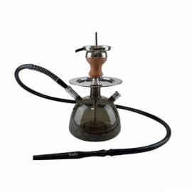 Aladin Outdoor Shisha Black