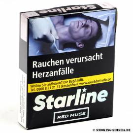 Starline Tobacco Red Muse 200g