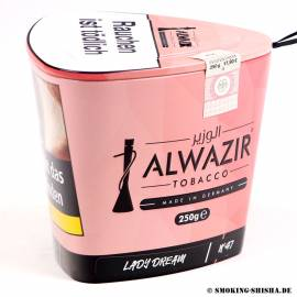 Al Wazir Tabak Lady Dream 250g