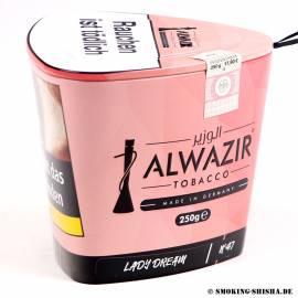 Al Wazir Tabak Lady Dream 250g