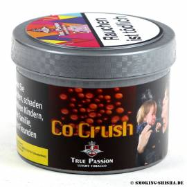 True Passion Tabak Co Crush, 200g