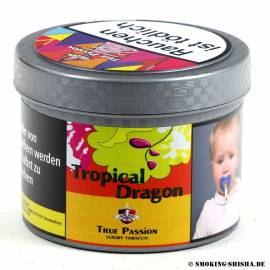 True Passion Tabak Tropical Dragon, 200g