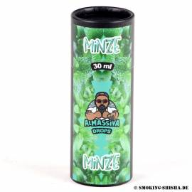 AlMassiva Drops Minze 30ml