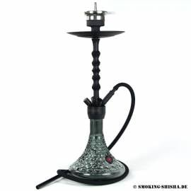 Amy Shisha Antique Berry Black