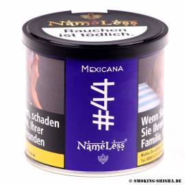 Nameless Tobacco Mexicana 200g