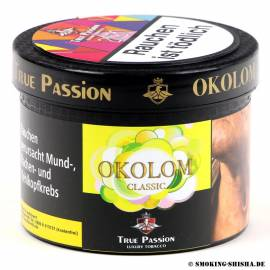 True Passion Tabak Okolom, 200g