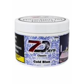 7 Days Classic Tabak Cold Blue 200g