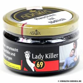 Adalya Tabak Lady Killer, 200g