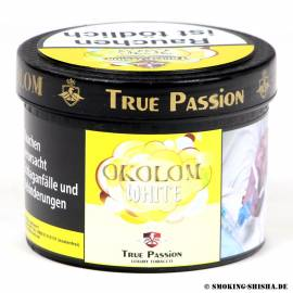 True Passion Tabak Okolom White, 200g