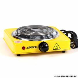 ShiZu Kohleanzünder Für Shishakohle Gelb