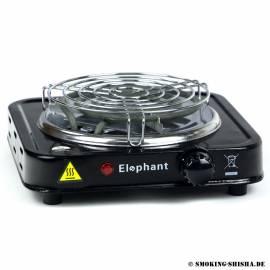 Elephant Kohleanzünder mit Kohlegitter