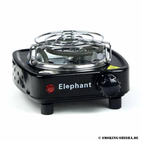 Elephant Kohleanzünder Mini mit Kohlegitter