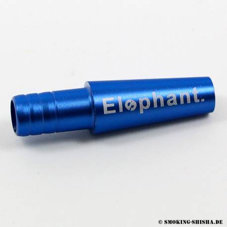 Elephant Snip Blue